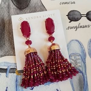 Authentic Kendra Scott Earrings New with tag